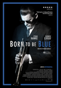 Born to be Blue - Movie poster