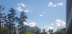 woomyun-dong sky
