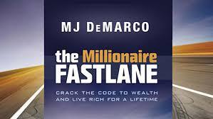 the Millionaire Fastlane - Book cover