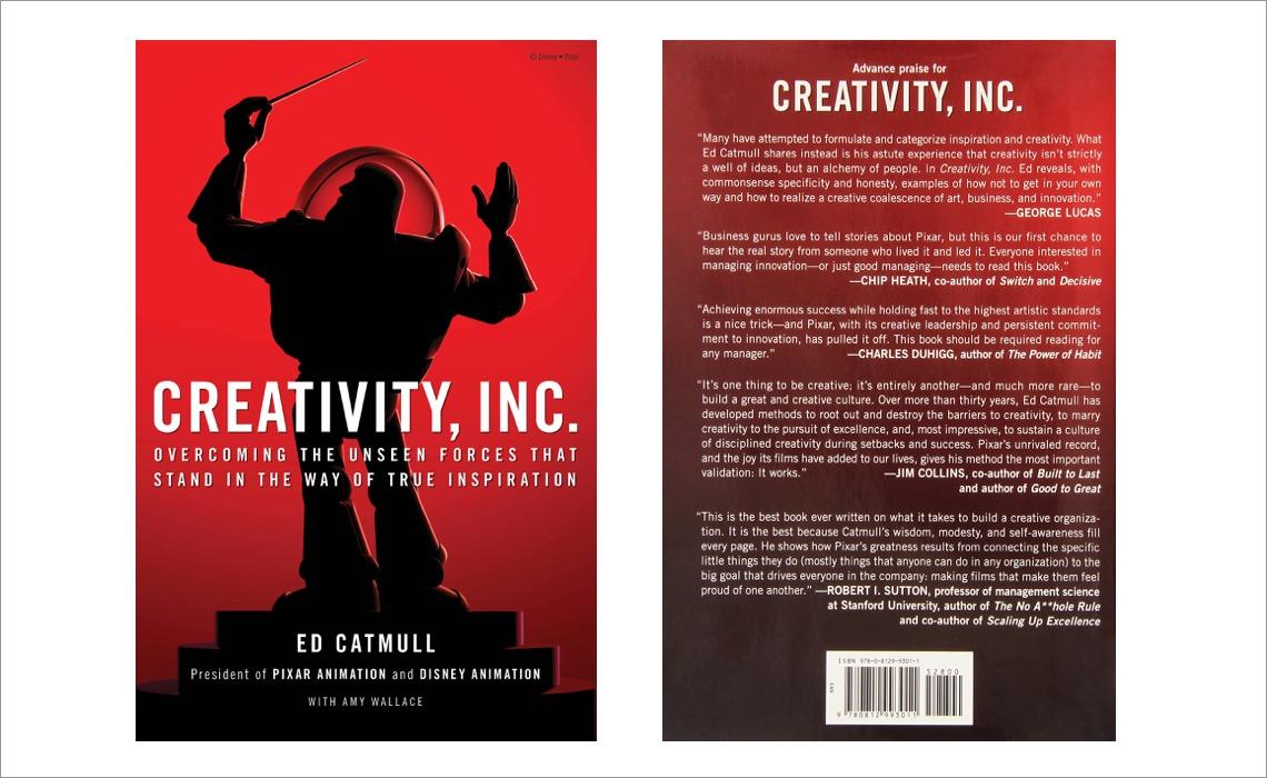 실수를 포용하는 창의성의 문화, Creative Inc.