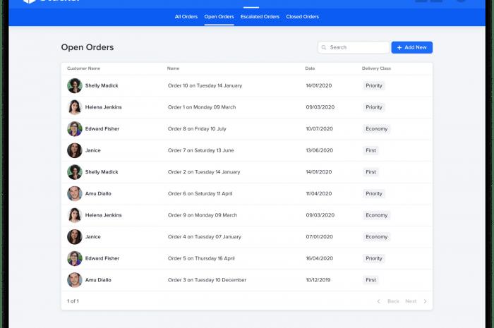 Stacker: 스프레드시트를 공유하는 업무를 자동화하는 웹앱 빌더