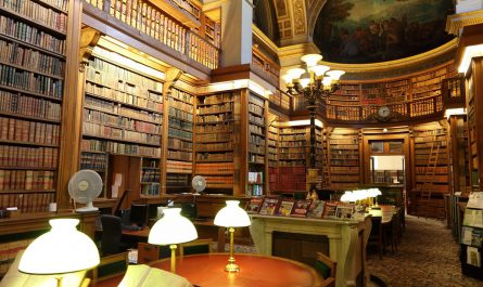 Library from Wikipedia