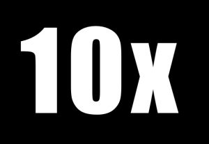 10x-You